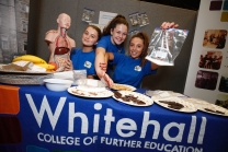 WHITEHALL COLLEGE AT FET CITY EXPO 2017