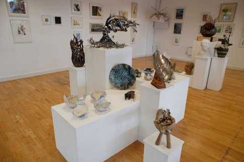 ART & SCULPTURE/Adult Education